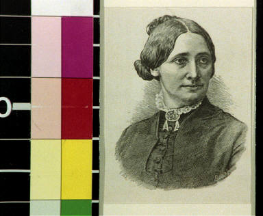Wife of President Hayes