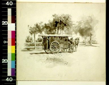 The treasury wagon