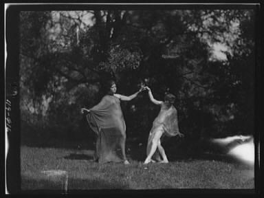 Wanger, Beatrice, Miss, and Miss Marian Berenger
