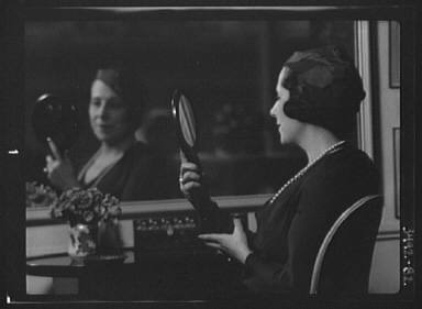 Bori, Lucrezia, Miss, portrait photograph