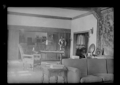 Martson, Thomas E., residence interiors
