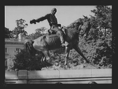 Equestrian statues in Washington, D.C