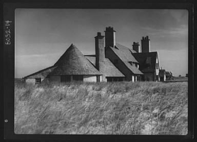 James, Ellery, residence