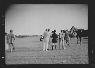 Horse show, Easthampton, Long Island