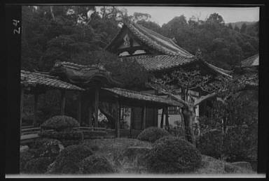 Unidentified building, Japan