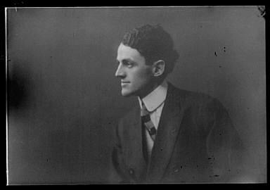 Baker, C., Mr., portrait photograph