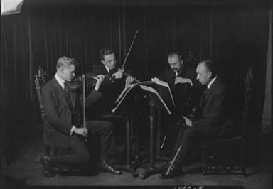 New York String Quartet, or Schwab Quartet
