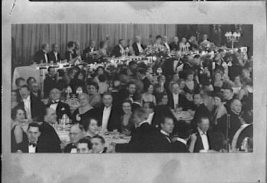 Banquet scene