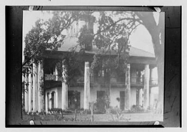 Belles Demoiselles plantation house, New Orleans