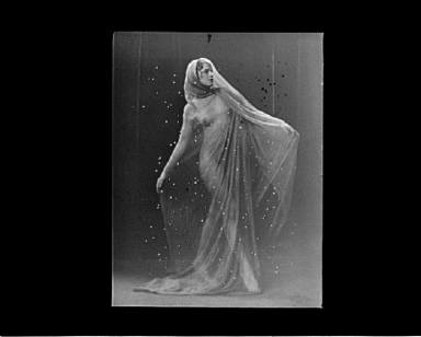 Violet Marcellus dancing