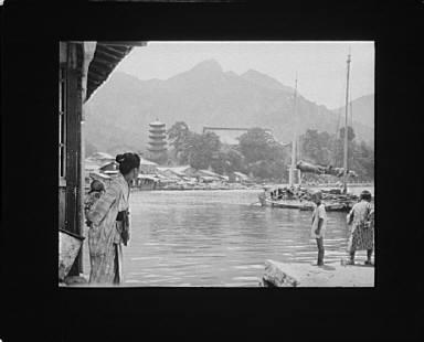 Travel views of Japan