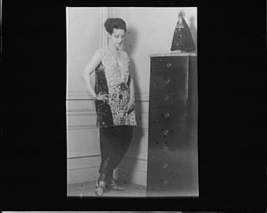 Portrait photograph of Mrs. Rita Lydig