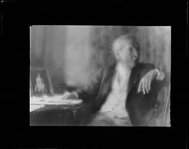 Portrait photograph of John D. Rockefeller
