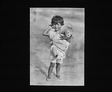 Portrait photograph of Patricia Ziegfeld