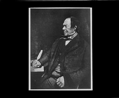 Portrait photograph of James Aytoun of Kircaldy