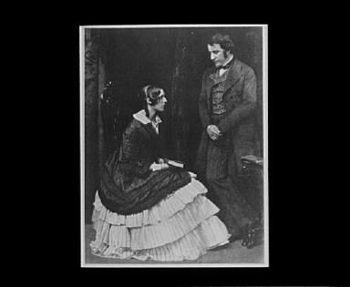 Portrait photograph of Mr. and Mrs. James Stuart-Wortley