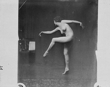 Unidentified dancer