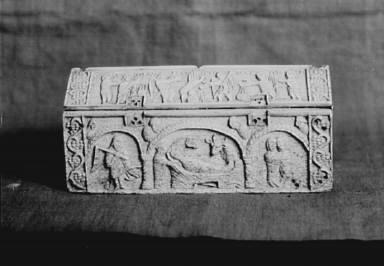 Ivory casket of Witkowski