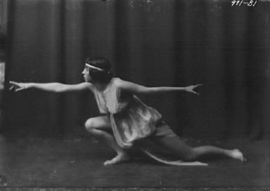 Florence Noyes dancers