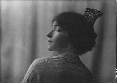 Morgan, Miss, portrait photograph