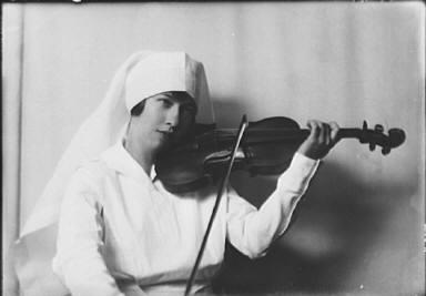 Caslova, Miss, portrait photograph