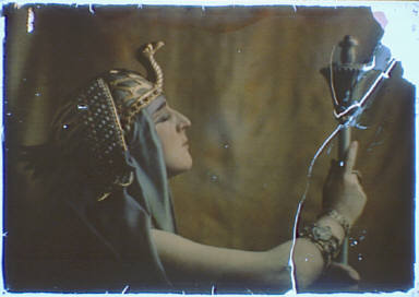 Margaret Anglin as Cleopatra