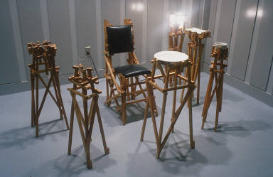 Scaffold Furniture