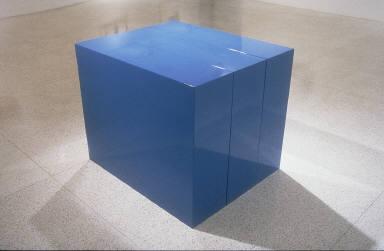 Blue Block in Three Parts
