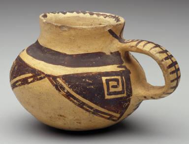 Jeddito water vessel