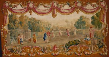 Dances in a Park