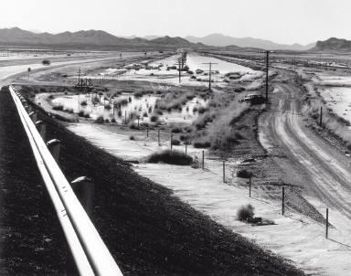 Freeway, Southwest, U.S.A.