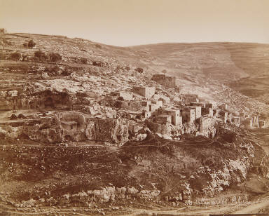 Village de Liloe, Palestine