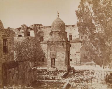 Tobmeau d'Elie à Jerusalem