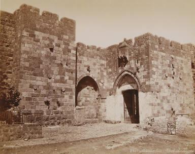 Porte de Jaffa, Jerusalem