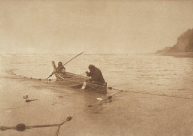 Lifting the Net - Quinault