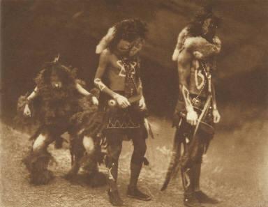 Tonenili, Tobadzischini, Nayenezgani - Navaho