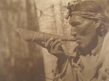 The Moose Hunter-Cree
