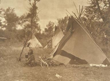 A Sarsi Camp