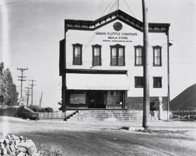 Mining Company Store, Westmoreland County, Pennsylvania
