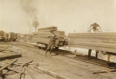 General Utility Boy at Butcher Lumber Company, Orange, Texas