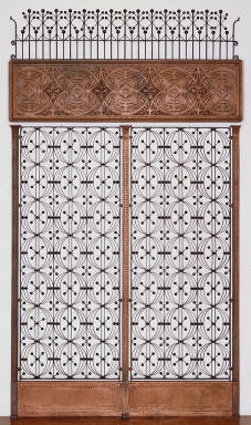 Pair of Elevator Grilles