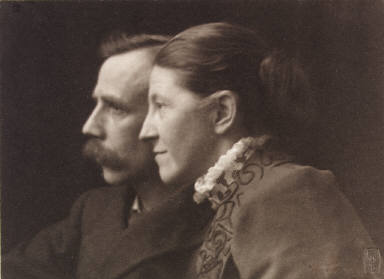 Mr. and Mrs. S. Maudson Grant, Lincoln