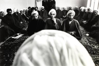 Clergy Presenting Grievances to Revolutionary Government, Azerbaijan