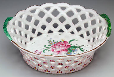 Bowl in the Form of a Basket