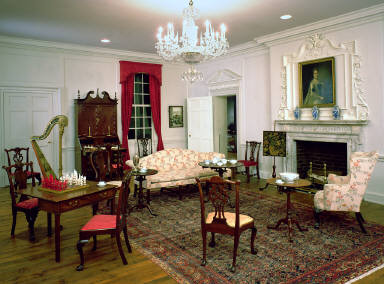 Charleston Drawing Room