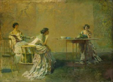 The Gossip (Le Jaseur)
