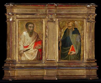Saint Bartholomew and Saint Anthony Abbot