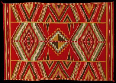 'Eye-dazzler' Blanket