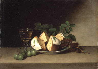 Still Life with Cake