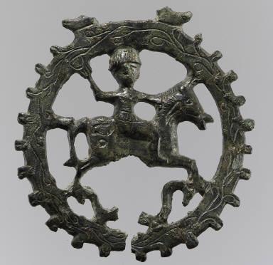 Horse Harness Pendant